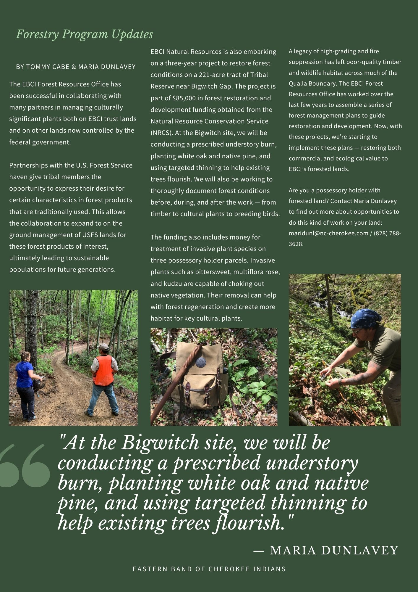 Agriculture and Natural Resources newsletter page 4