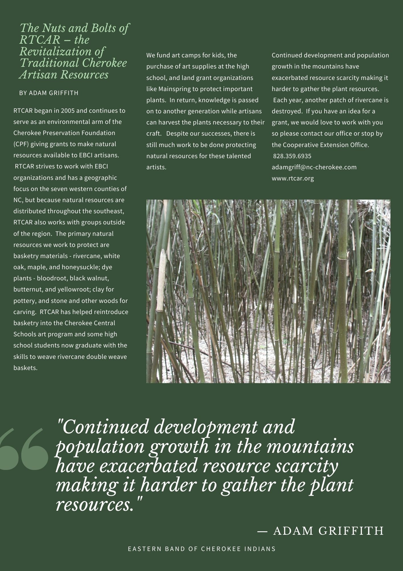 Agriculture and Natural Resources newsletter page 5
