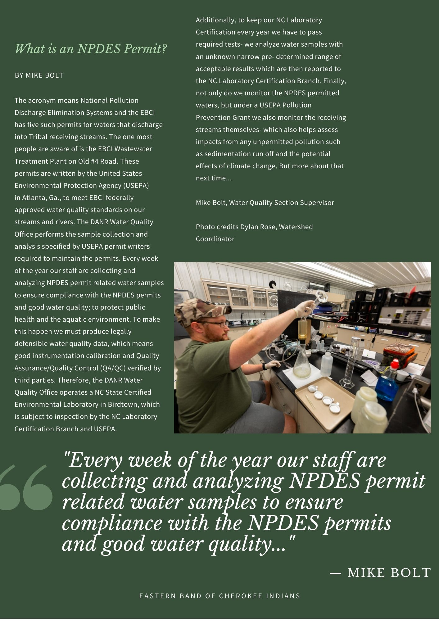 Agriculture and Natural Resources newsletter page 8